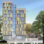 Byggstart för 10-våningshus