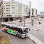 Ta bussen till Arlanda