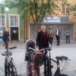När Michael Nyqvist och Hollywood kom till Gröndal och Aspudden