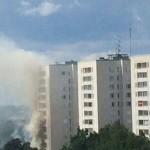 Brand släckt i Nybohov