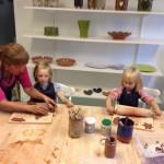 Många vill lära sig hantverk
