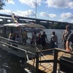 Besök Årsta holmar från Liljeholmen