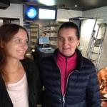 Systrar öppnar brödbutik och post