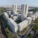 24-våningshus och skola planeras på Årstaberg
