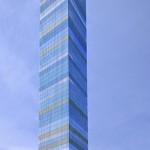 Tummen upp för Tellus Tower