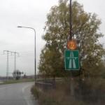 Lätta på gasen Västberga-Bredäng