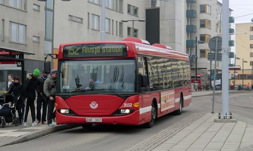 buss 152