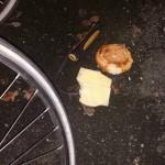 Mysteriet med de mystiska mackorna och muffinsen