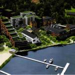 Henriksberg får ny ägare – ska bygga 250 lägenheter vid Mälaren