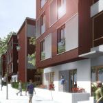 80 nya studentlägenheter på Gröndalsvägen