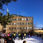 Panetoz på Aspuddenskolans dag mot rasism