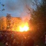 Räddningstjänsten i Stockholm: Eldning avrådes under valborg