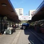 Marknad i Fruängen idag
