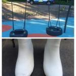 """Polisen: """"Försvunna 4-åringar tog sig långt med stövlar på fel fot!"""""""