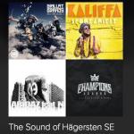 Rapmusik trendigt i Hägersten just nu