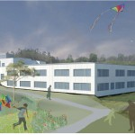 Snart byggstart för Hägerstenshamnens nya skola