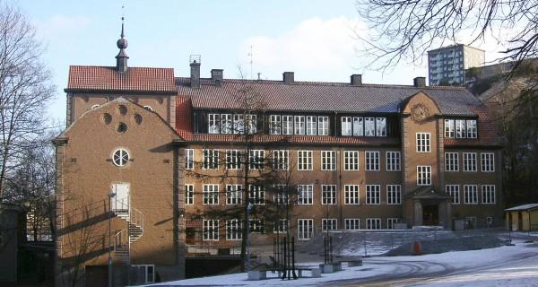 Blommensbergsskolan 2009 av Holger.Ellgaard
