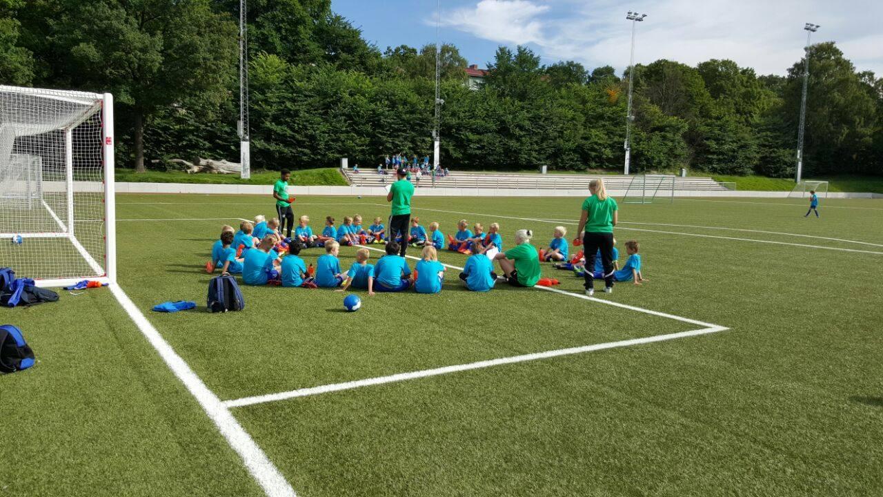 fotbollsskola