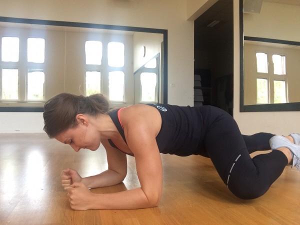 Planka + knädragning