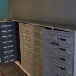 Misstänkt inbrott i postfacken i Kajen 4