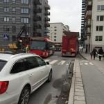Så ska trafikmiljön bli säkrare i Sjöviksbacken