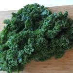 Recept: supersnabb grönkål som tillbehör