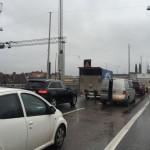 Ökad trängsel när Liljeholmsbron repareras