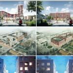 Smalare och lägre hus i nytt förslag