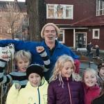 Populäre Lasse Berglund – nu i radio