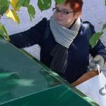 Nya avgifter för avfallet gynnar källsorterare