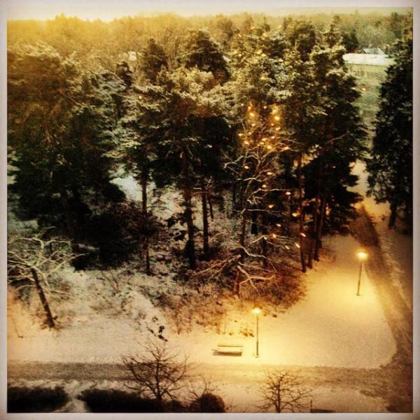 Maria Borowski: Som i en saga, Långbro Park ??