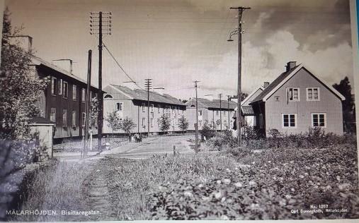 bisittaregatan gammal bild