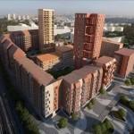 Byggstart för 900 bostäder på Årstaberg