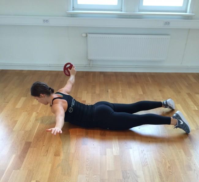Övningar för bättre hållning