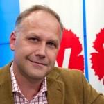 Jonas Sjöstedt flyttar till Kransen