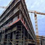 Färre parkeringsplatser när nya lägenheter byggs
