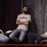 Achmed från Irak berättar om flykten till Sverige