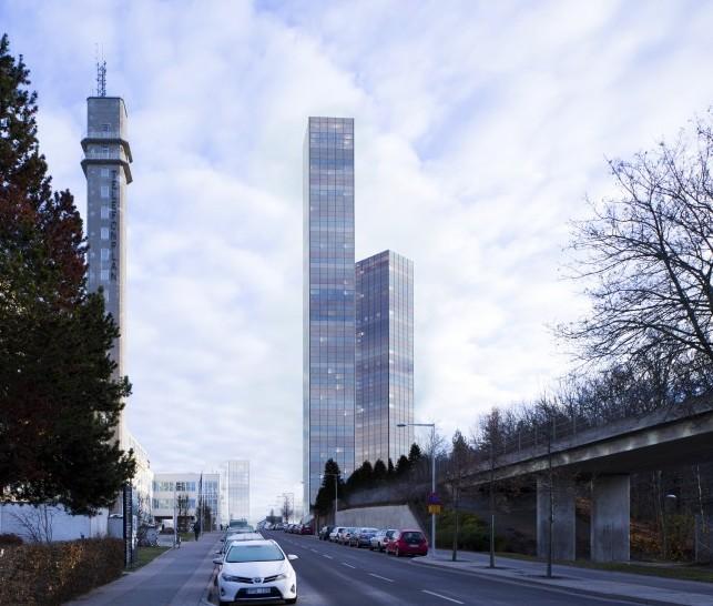 Tellus tower