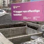 Då blir hemlighuset vid Sjövikstorget färdigt