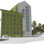 Ökad byggtakt med nytt bostadsmål