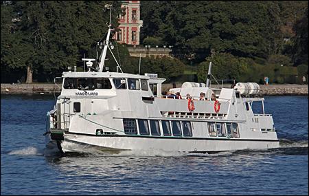 båt nämdofjärd