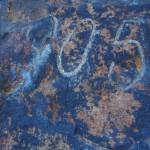En kunglig namnteckning i guld i Eolshäll