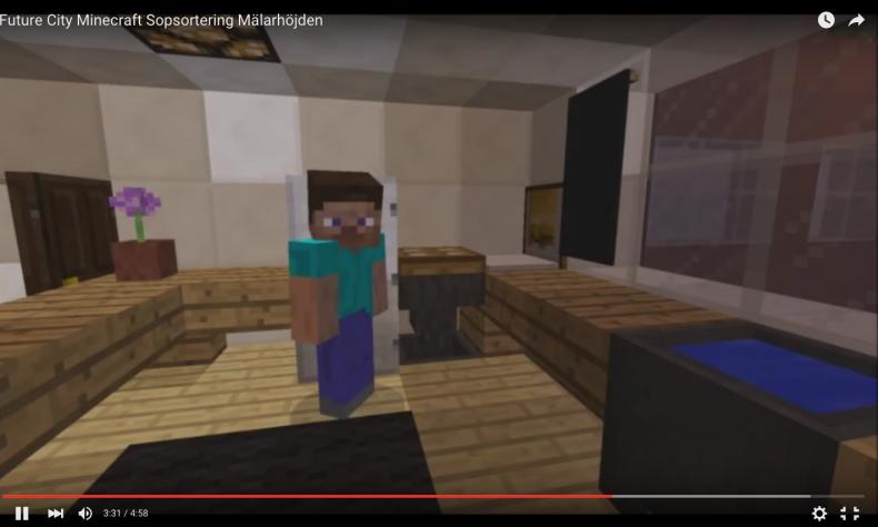 minecraft mälarhöjdens skola