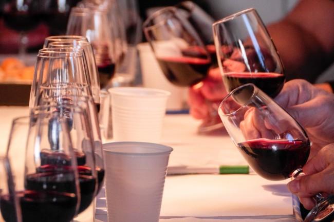 vinprovning -1