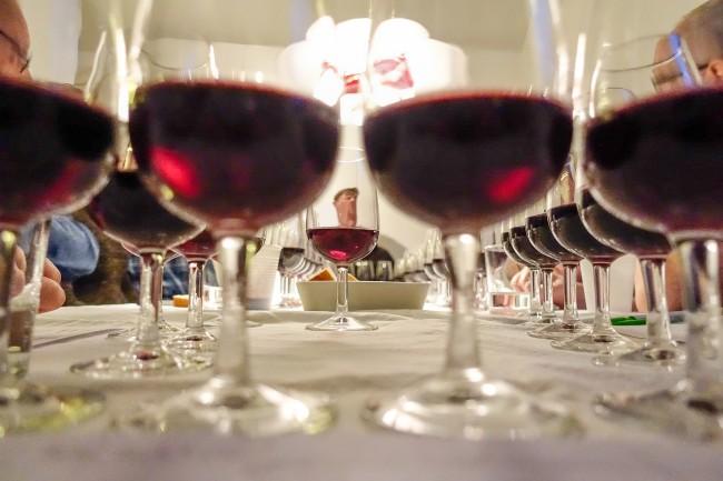 vinprovning -10