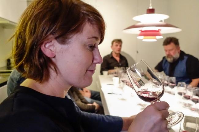vinprovning -12