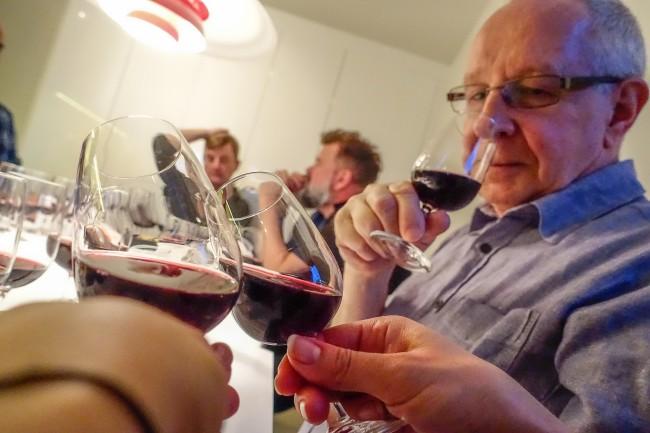 vinprovning -8