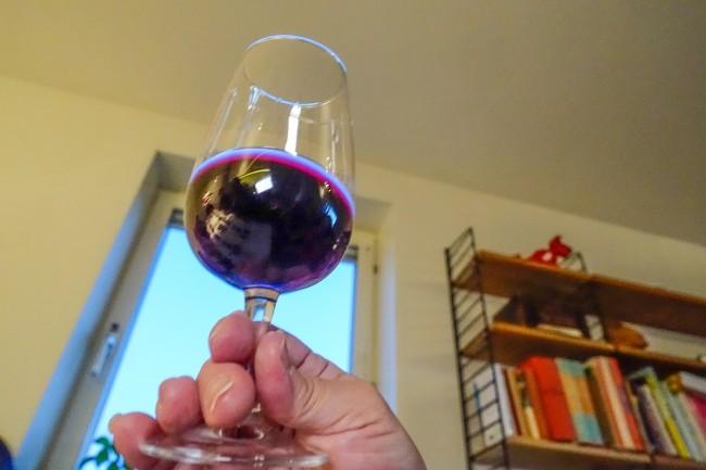 vinprovning -9