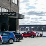 Polisen stoppar festerna i Marievik
