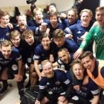 Kransen United vann division 5-premiären